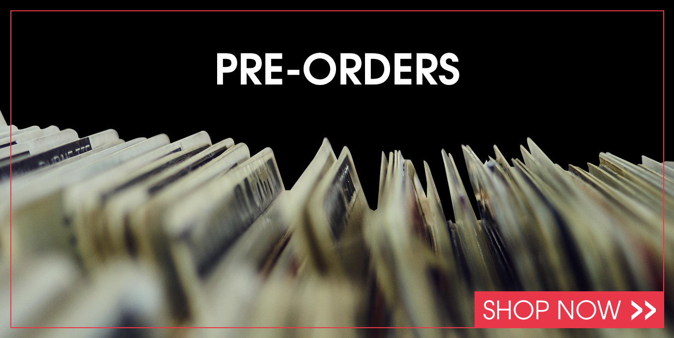 Cleopatra Records - Pre-Orders