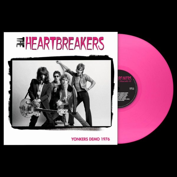 The Heartbreakers - Yonkers Demo 1976 (Limited Edition Pink Vinyl)