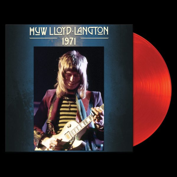 Huw Lloyd-Langton - 1971 (Limited Edition Red Vinyl)
