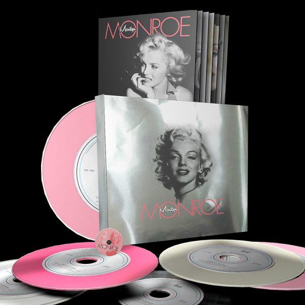 "Marilyn Monroe - Box of Diamonds (7"" Box Set)"