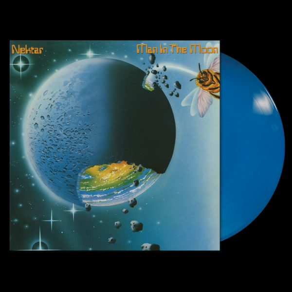 Nektar - Man In The Moon (Limited Edition Blue Vinyl)