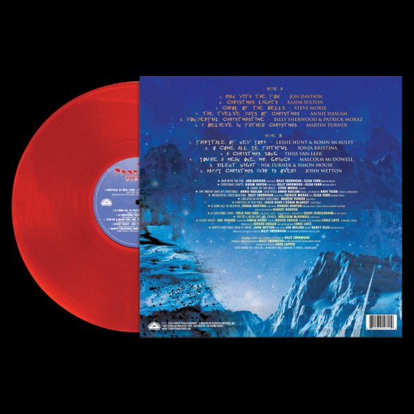 A Prog Rock Christmas (Limited Edition Colored Vinyl)