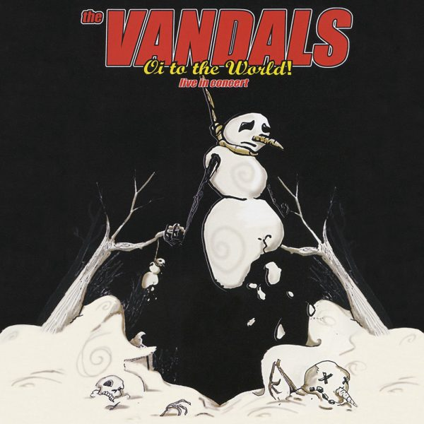 The Vandals - Oi To The World! Live In Concert (Limited Edition White Vinyl)