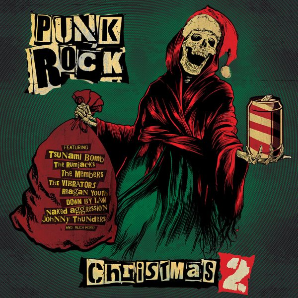 Punk Rock Christmas 2 (CD)