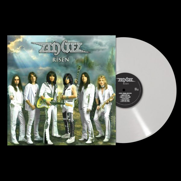 Angel - Risen (Limited Edition White Vinyl)