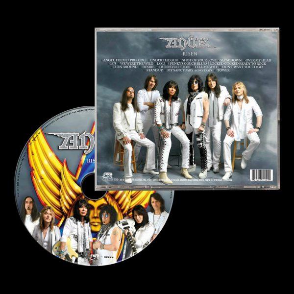 Angel - Risen (CD)