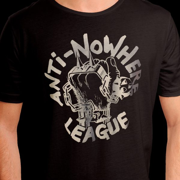Anti-Nowhere League - We Are The League (Shirt)