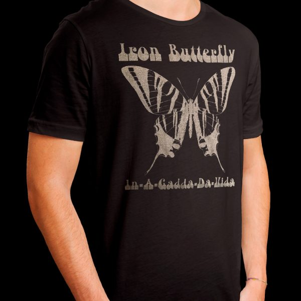 Iron Butterfly - In-A-Gadda-Da-Vida (Shirt)