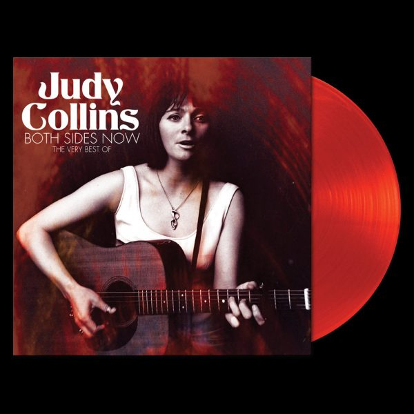Judy Collins - Both Sides Now - The Very Best Of (Limited Edition Red Vinyl)