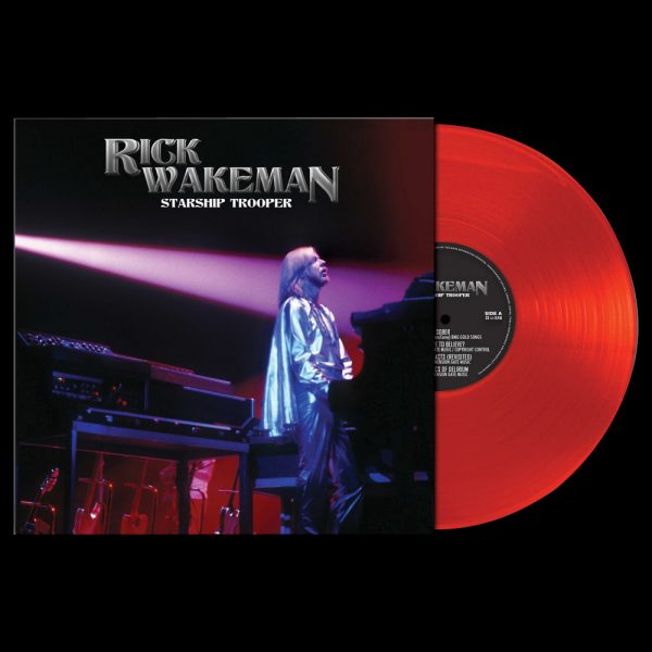 Rick Wakeman - Starship Trooper (Limited Edition Red Vinyl)