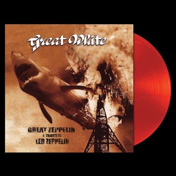 Great White - Great Zeppelin - A Tribute to Led Zeppelin (Limited Edition Colored Vinyl)