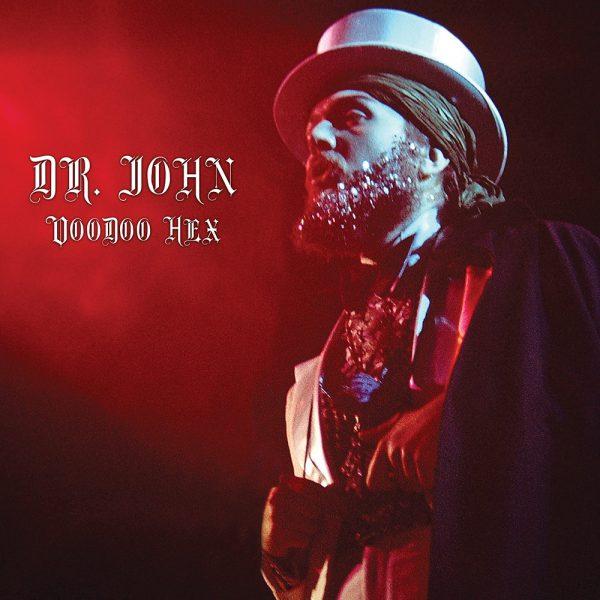 Dr. John - Voodoo Hex (Limited Edition Splatter Vinyl)