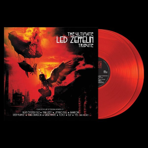 The Ultimate Led Zeppelin Tribute (Limited Red Vinyl 2 LP)