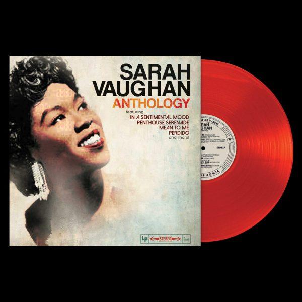Sarah Vaughan - Anthology (Limited Edition Red Vinyl)