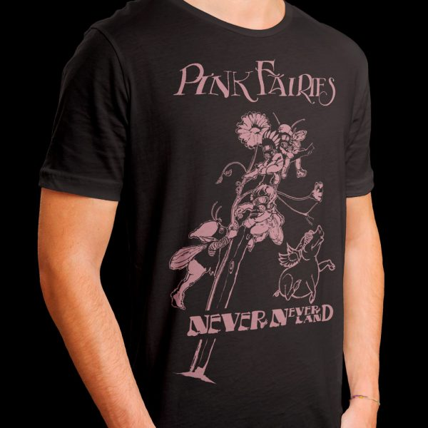 Pink Fairies - Never Never Land (Shirt)