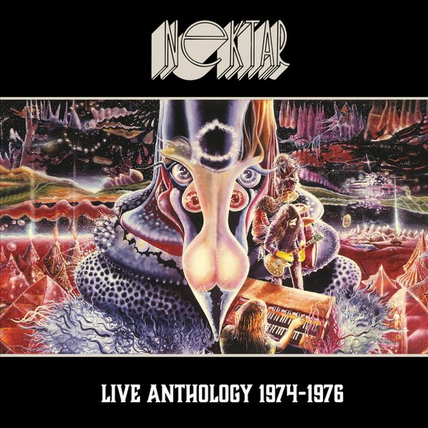 Nektar - Live Anthology 1974-1976
