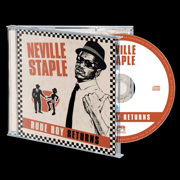 Neville Staple - Rude Boy Returns (2 CD)