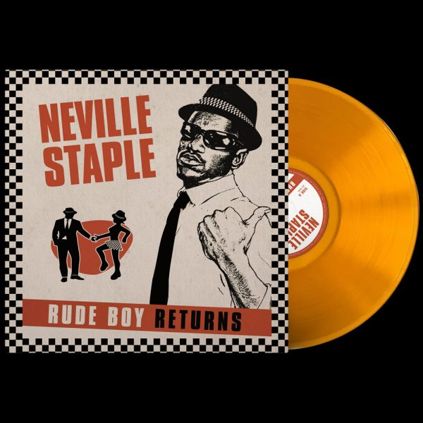 Neville Staple - Rude Boy Returns (Limited Edition Orange Vinyl)