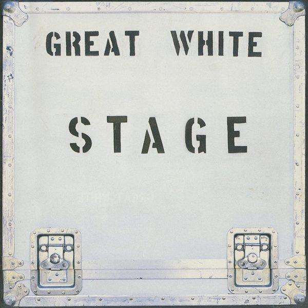 Great White - Stage (2 CD)