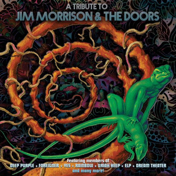 A Tribute to Jim Morrison & The Doors (CD)
