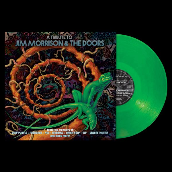 A Tribute to Jim Morrison & The Doors (Limited Edition Green Vinyl)