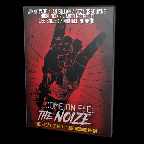 Come On Feel The Noize: The Story of How Rock Became Metal (DVD)