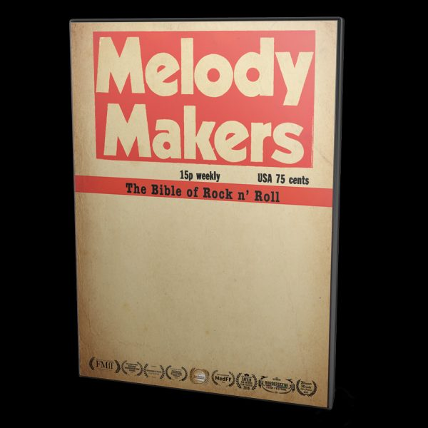 Melody Makers - The Bible of Rock n' Roll (DVD)