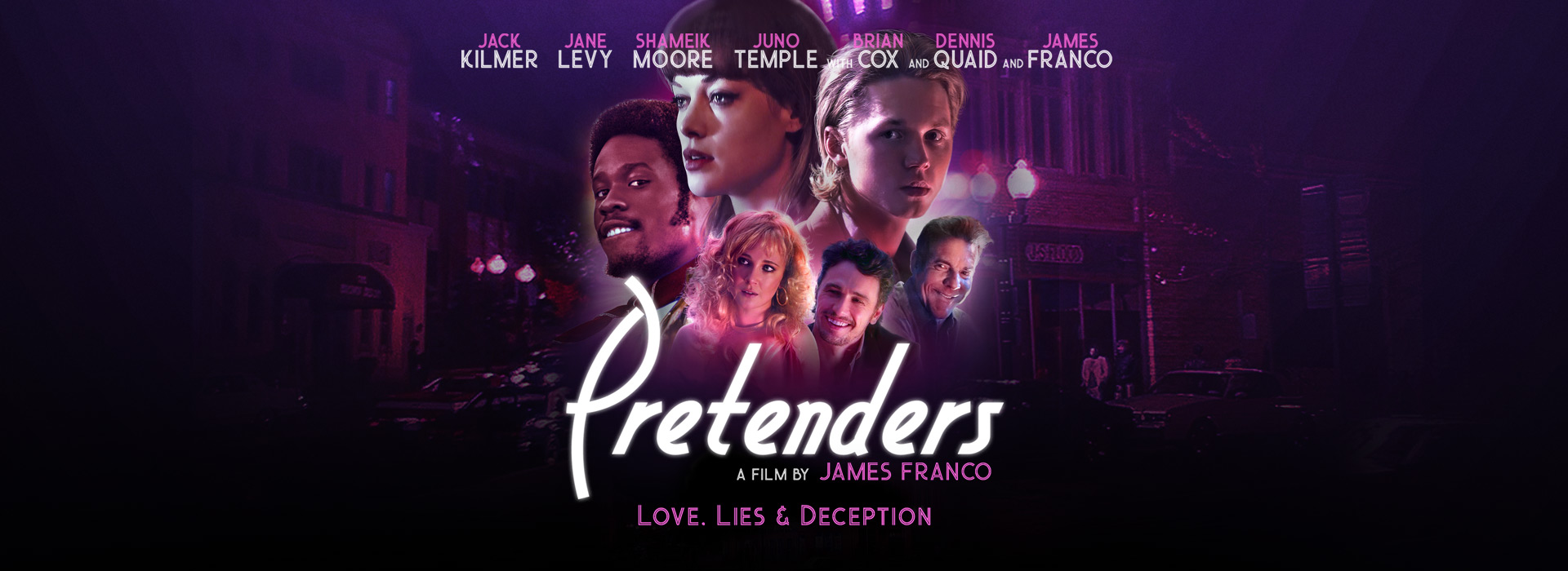 Pretenders - Love. Lies & Deception