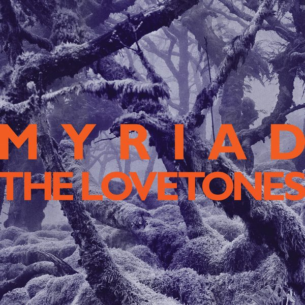 Myriad - The Lovetones (CD)