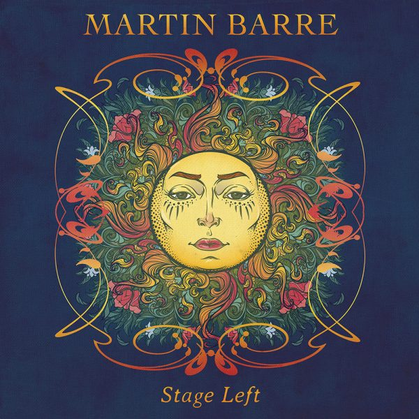Martin Barre - Stage Left