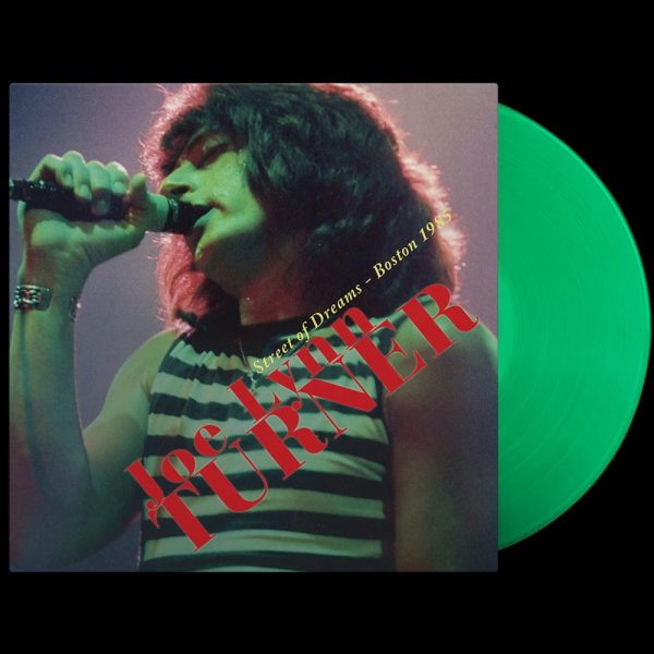 Joe Lynn Turner - Street of Dreams - Boston 1985 (Limited Edition Green Vinyl)
