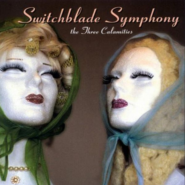 Switchblade Symphony - The Three Calamities (Limited Edition Clear Vinyl)
