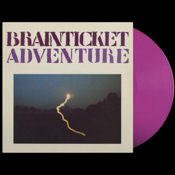 Brainticket - Adventure (Limited Edition Purple Vinyl)