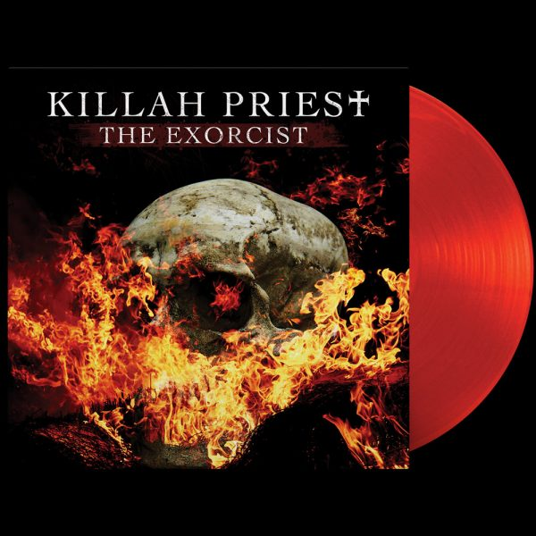 Killah Priest - The Exorcist (Limited Edition Red Vinyl)