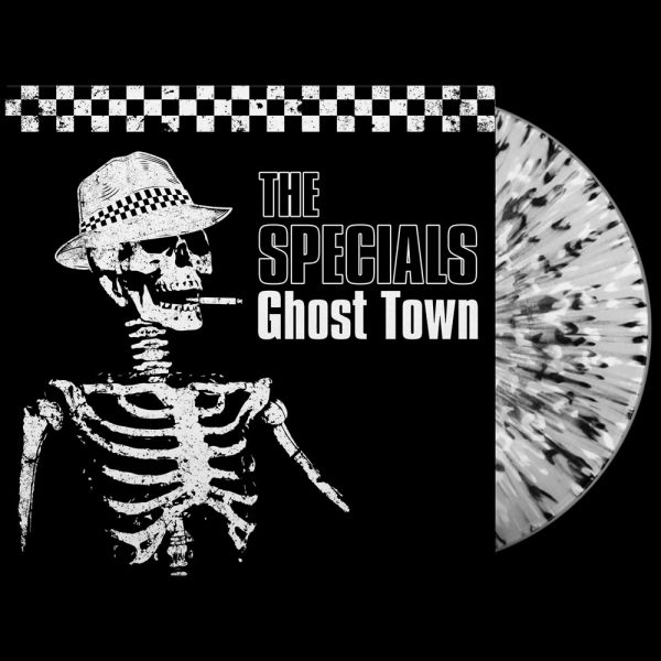 The Specials - Ghost Town (Limited Edition Splatter Vinyl)