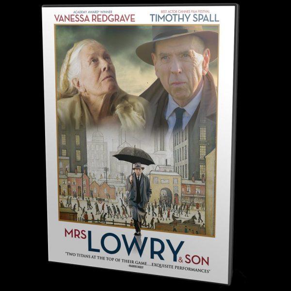 Mrs Lowry & Son (DVD)