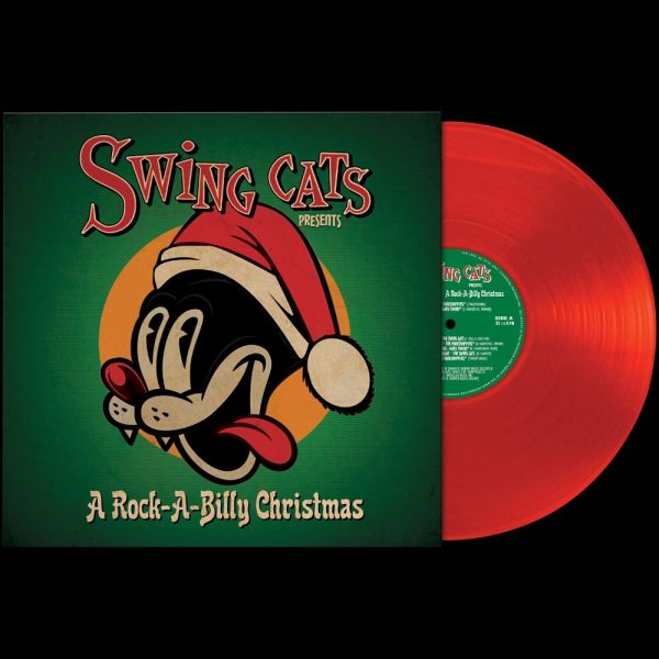 Swing Cats Present A Rockabilly Christmas (Limited Edition Red Vinyl)