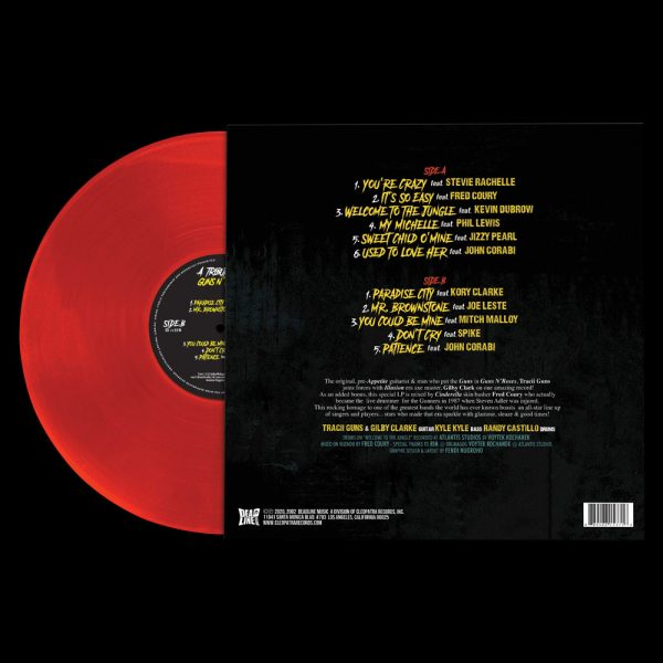 A Tribute to Guns N' Roses (Limited Edition Red Vinyl)