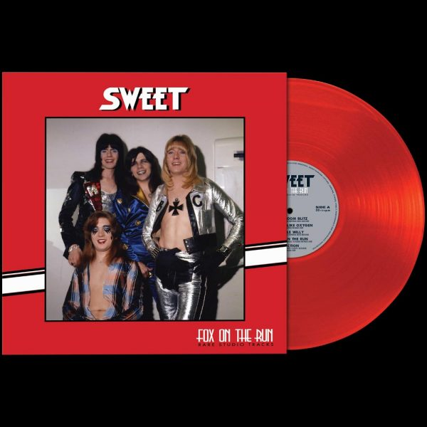 Sweet - Fox on the Run - Rare Studio Tracks