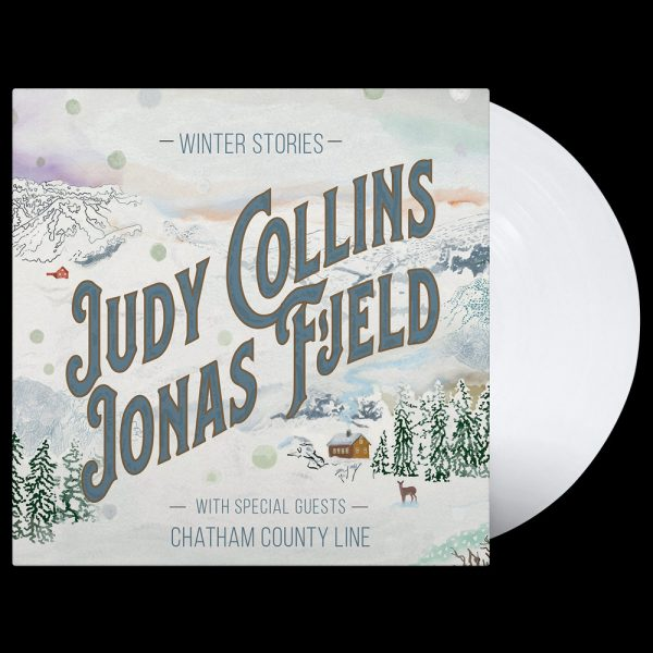 Judy Collins & Jonas Fjeld - Winter Stories (Limited Edition White Vinyl)