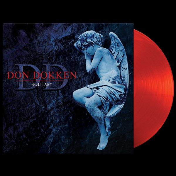 Don Dokken - Solitary (Limited Edition Red Vinyl)