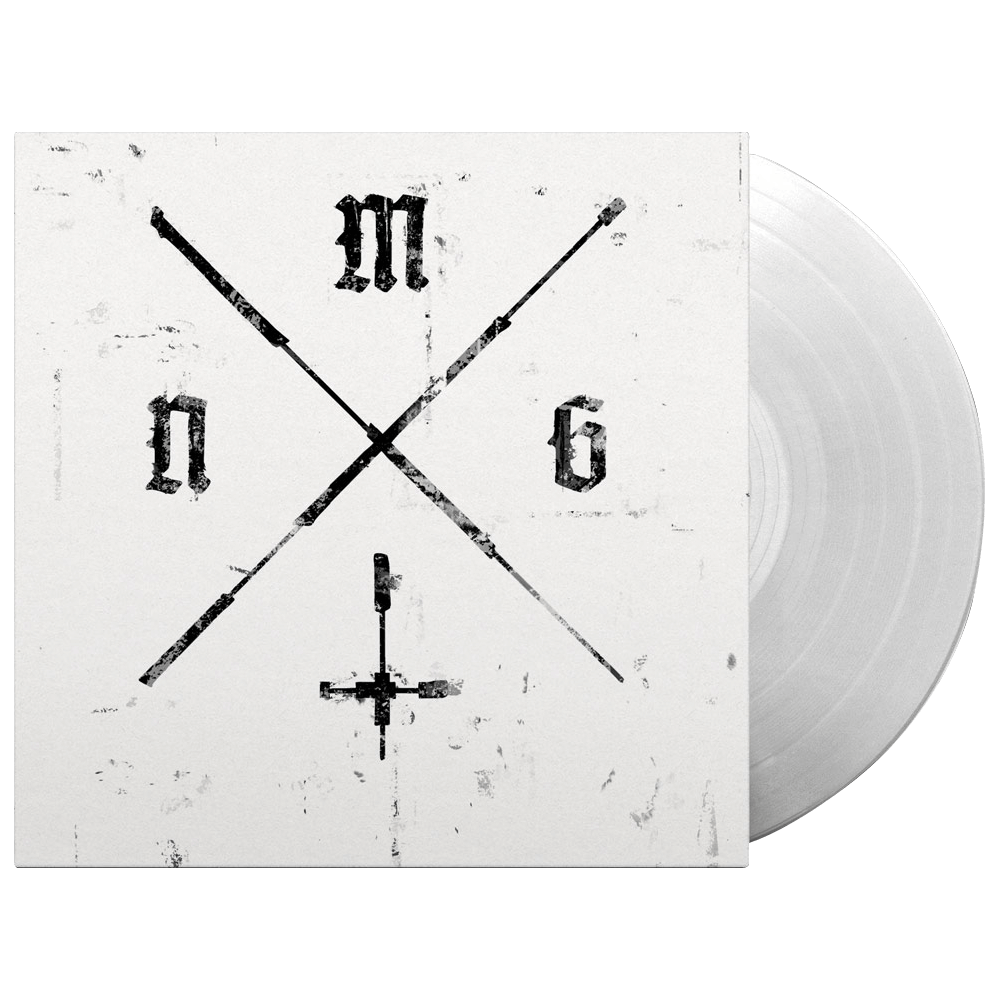 Not My God (Limited Edition 2LP Clear Vinyl)