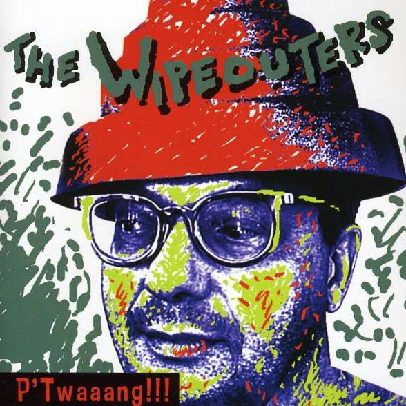 The Wipeouters - P' Twaaang (CD)