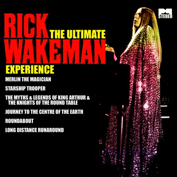 The Ultimate Rick Wakeman Experience (3 CD)