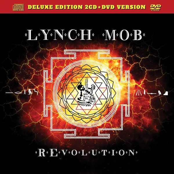 Lynch Mob - Revolution - Deluxe Edition (2CD + DVD)