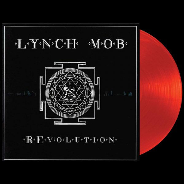 Lynch Mob - Revolution (Limited Edition Red Vinyl)