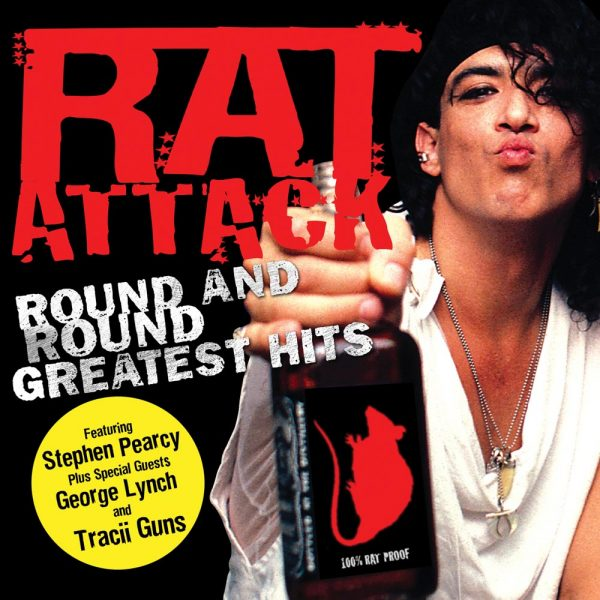 Rat Attack - Round and Round - Greatest Hits (CD)