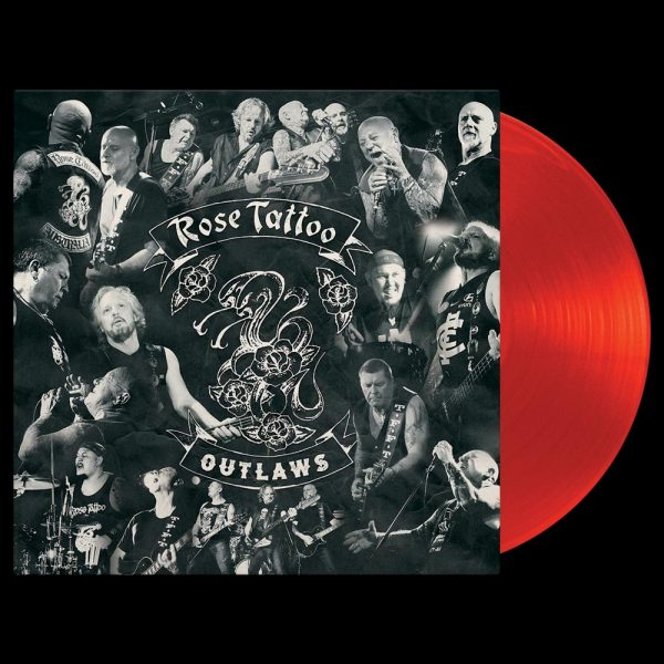 Rose Tattoo - Outlaws (Limited Edition Colored Vinyl)