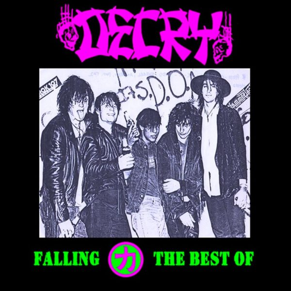 Decry - Falling - The Best of (CD)