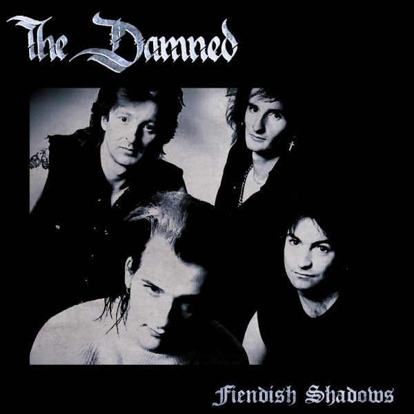 The Damned - Fiendish Shadows (Limited Edition Colored Vinyl)